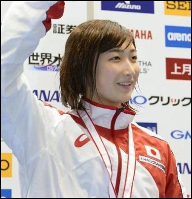 池江璃花子のトレーニング・練習が凄い!自由形で日本新!