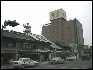 山口智子の実家は旅館「ホテル鯉保」!その現在が判明!