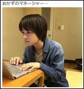 ゆいPのマネジャー画像が必見!荻野目ちゃんに似てる?